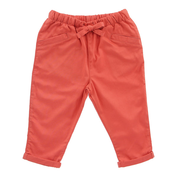 Hunter + Boo Trousers - Terracotta