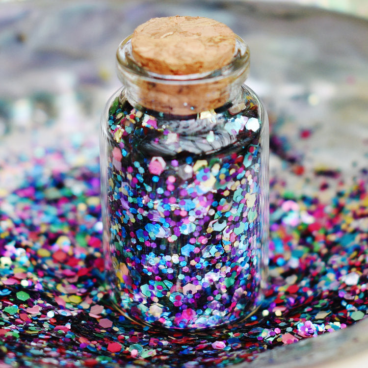 The Mermaid Cave Biodegradable Glitter - Mother Ocean