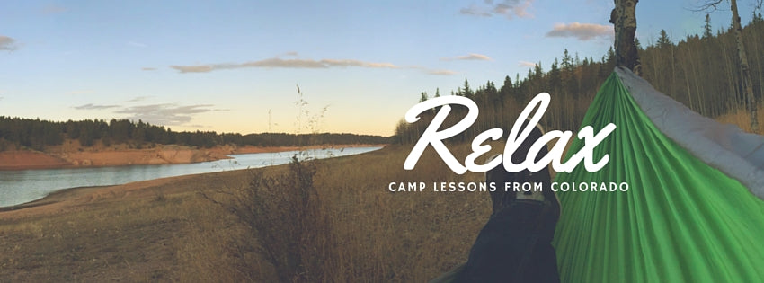 Camp Lessons from Colorado