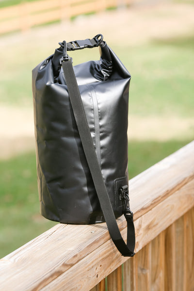 20L Waterproof Dry Bag by Happy Hammock Co. | Medium Size Premium Boating Gear