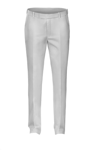 Tejash shah - 503185-0001 - Tailor Square Trouser Regular