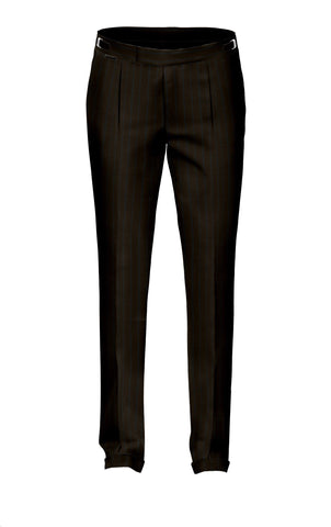 Tejash shah - 504935-0003 - Tailor Square Trouser Regular