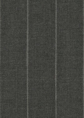 100% Wool Medium Grey Suit Two Pc