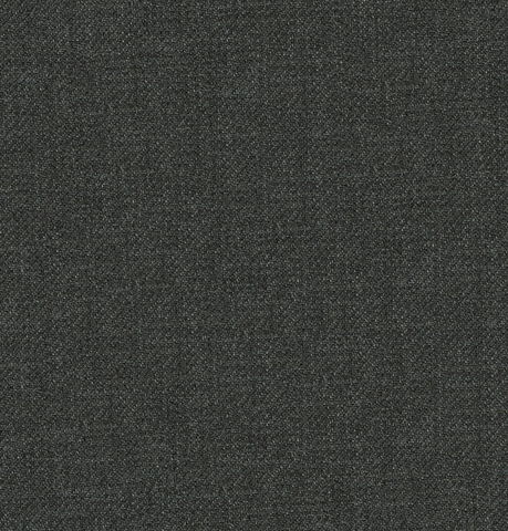 100% Wool Dark Grey Suit Two Pc