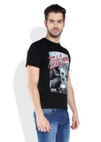 Parx  Black Men T-Shirt