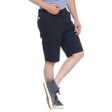 Parx Blue Men Shorts