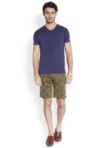 Parx Green Men's Shorts
