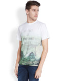 Parx White Men's T-Shirt