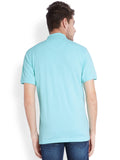 Parx Blue Men's T-Shirt