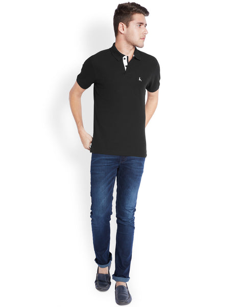 Parx Black Men's T-Shirt
