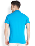 Parx Light Blue Men's T-Shirt