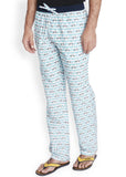 Parx Dark Blue Men's Trackpant
