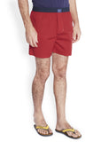 Parx Red Men's Shorts