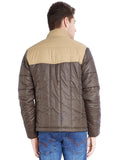 Parx Dark Brown Men's Jacket