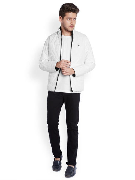 Parx White Men's Jacket