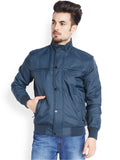 Parx Dark Blue Men's Jacket