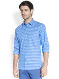 Parx Blue Men's Shirt