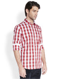 Parx Red Men's Shirt