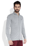 Parx Grey Men Shirt