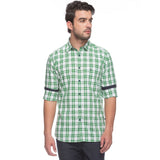 Parx Green Men's Shirt