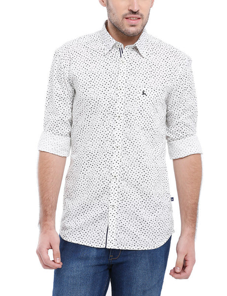 Parx Black Men's Shirt