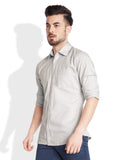 Parx Medium Grey Men's Shirt