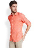 Parx Light Orange Men's Shirt