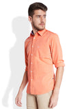 Parx Dark Orange Men's Shirt