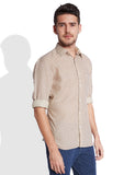Parx Dark Fawn Men's Shirt