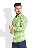 Parx Medium Green Men's Shirt
