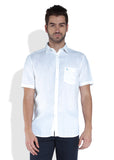 Parx White Men's Shirt