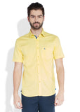 Parx Yellow Men Shirt