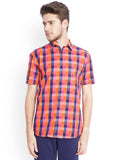 Parx Orange Men's Shirt