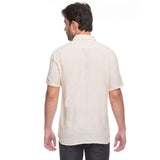 Parx Beige Men's Shirt
