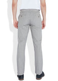 Parx Brown Men's Trouser