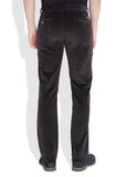 Parx Maroon Men Trouser