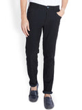 Parx Dark Blue Men's Trouser