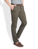 Parx Dark Green Men's Trouser