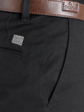 Parx Black Men's Trouser