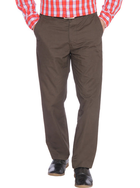 Parx Green Men's Trouser