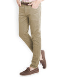 Parx Beige Men's Trouser