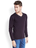 Parx Dark Violet Men's Winterwear