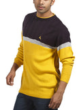 Parx Yellow Men's Sweaters