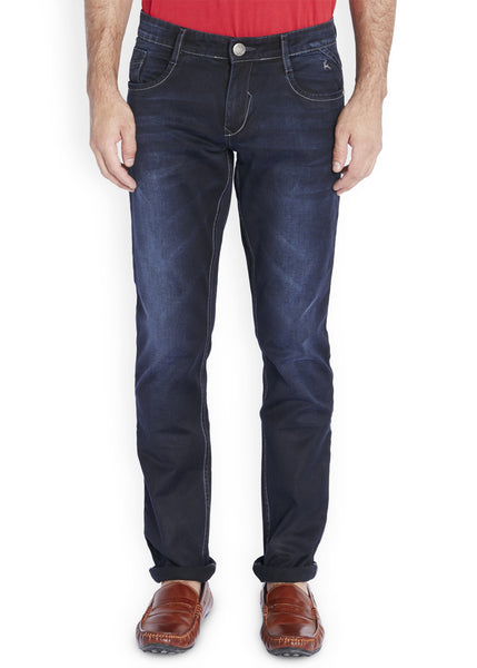 Parx Dark Blue Men Jeans
