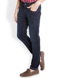Parx Fancy Blue Men's Jeans