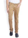 Parx Dark Khaki Men's Jeans