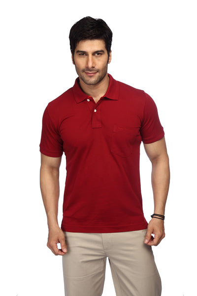 Colorplus Red Men T-Shirts