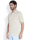 ColorPlus Beige Men's T-Shirt