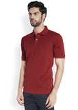 ColorPlus Red Men's T-Shirt