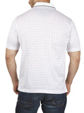 ColorPlus White Men's T-Shirt